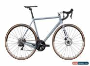 RONDO HVRT ST [2019] - Blue/White Medium - Steel Gravel Bike for Sale